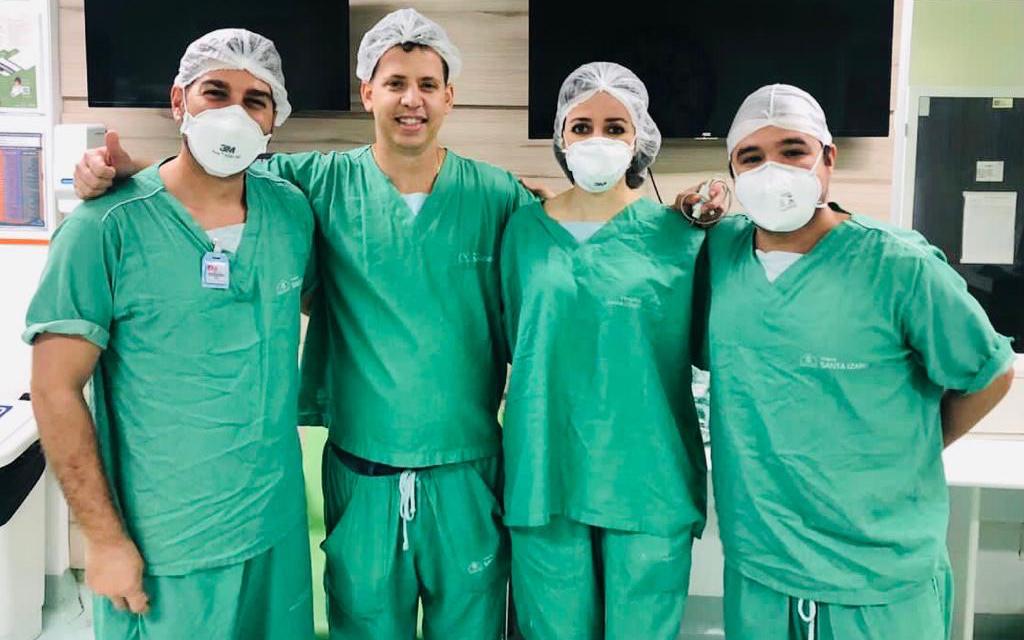 The Neurosurgery Team